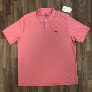 🌴 NWT Tommy Bahama Moisture Wicking Polo Men's XL